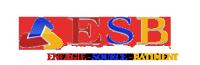 Électricité Source Bâtiment Logo